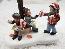 A Christmas Story Village, Dept 56, Ralphie's Gang #4057260 ~ Retired