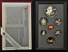 1995 Proof Double Dollar Set Featuring Hudson's Bay Company - Mint