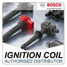 BOSCH IGNITION COIL fits TOYOTA Celica 1.6 Liftback A4 77-81 2TG 0221119030
