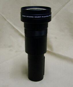 Kodak Ektapro Select slide Projection FF Zoom Lens 200-300 mm f / 3.5 theater