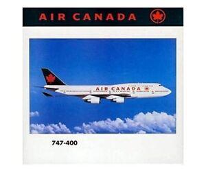 Herpa Wings 500739 Air Canada Airlines 747-400 1/500 Scale Display Model