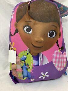 Doc McStuffins Slumber Bag Set Purple  (Ages 3+) Sleeping bag