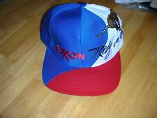 "VINTAGE  IMSA Exxon ""Rely on the tiger"" Racing Hat / Cap"