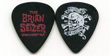BRIAN SETZER ORCHESTRA 2014 Christmas VIP Guitar Pick Merch Booth #2 STRAY CATS