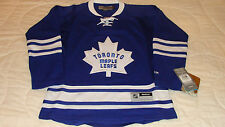 Toronto Maple Leafs NHL Hockey Jersey Ladies Blue 3rd Premier Women XS Female