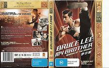Bruce Lee my Brother-2010-Aarif Lee-Movie-DVD