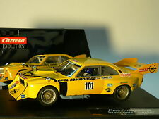 Carrera Evolution 27211 Opel Commodore Steinmetz Jumbo Interserie 1974  NEU