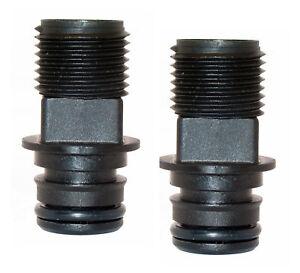 Pumpe anschluss adapter 1 pr Jabsco Flojet 1.3cmbsp 2038-1000