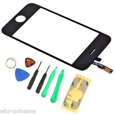 Touch Screen Digitizer Glass screen replacement Part for iphone 3rd GEN 3 A1241