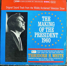 The Making Of The President 1960      About John F Kennedy, mint record