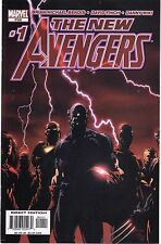 NEW AVENGERS (2006) #1-#64 PLUS ANNUAL #1 & #2 COMPLETE RUN - 2005