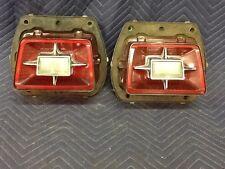 69 Ford Galaxie LTD Original Tail Lights 1