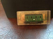 Egger  Bahn Light Green Passanger coach Boxed