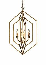 Contemporary Geometric Style Chandelier pendant