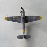 1 Set Airplane Model DIY 1:32 Scale German Bf-109 Model Practical Durable