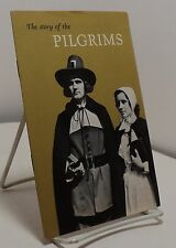 The Story of the Pilgrims - John Hancock Insurance Company - advertising booklet