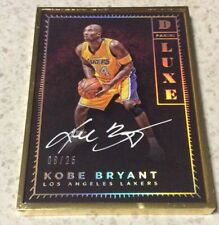Kobe Bryant 2015-16 Season NBA Basketball Trading Cards