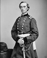Federal Army General Schuyler Hamilton Portrait New 8x10 US Civil War Photo