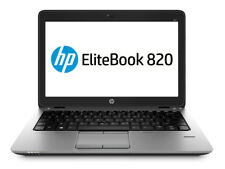 "HP Elitebook 820 G2 12.5"" Ultrabook i5-5200U 2.2GHz 8GB 180GB SSD Windows 10 Pro"