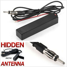 12V Electronic Stereo Radio AM/FM Hidden Antenna Universal For Car Vehicle SUV
