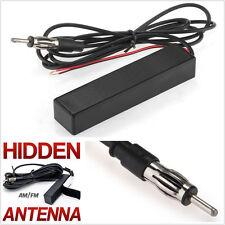 12v RADIO STEREO ELETTRONICA AM/FM Antenna nascoste universale per auto veicolo SUV