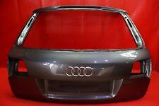 Audi A6 4F C6 Avant Hayon Couvercle Gris de Compartiment à Bagages Original / As
