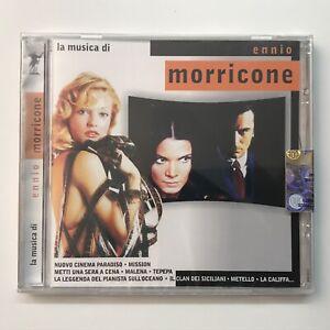 cd Ennio Morricone la musica di SIGILLATO 2005 colonne sonore