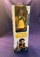 2017 Hasbro Star Wars Solo Titan Hero 12-Inch Action Figure Lando Calrissian NEW