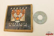 Portco Steel Motorcycle Sprocket - Honda - HO-191-35 – New Old Stock – Tiger Box