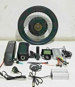 "48V 1000w electric bike kit complete with Battery 26"", 27.5"" , 20"", 700C wheel"