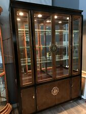 Asian Inspired Century Furniture China Cabinet - Chin Hua Collection.