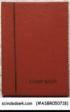 COLLECTION OF NAURU MNH STAMPS IN SMALL STOCK BOOK