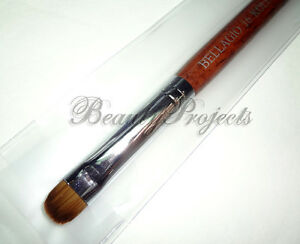 Salon Professional Kolinsky French Brush #16 Red Wood High Quality Wood Brush