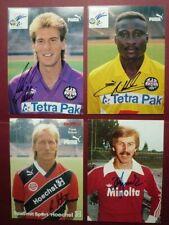 Eintracht Frankfurt/12 Autogrammkarten mit Original-Unterschriften