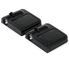 Welcome Laser Projector Lamp Fashion Wireless Shadow Car Door Decor Light Bat