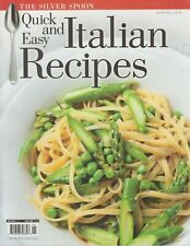The Silver Spoon Quick and Easy Italian Recipes Spring 2019