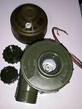 Belüftungsgerät Büchsenfilter Bundeswehr Lüfter ABC ohne überflüssige Elektronik