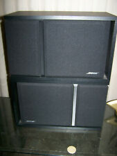 BOSE Speakers 301 Series III Direct Reflecting Blk/Blk +++ SOUND GREAT!!!!
