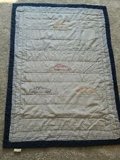 Pottery Barn Kids Quilt & Crib Dust Ruffle
