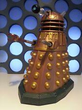 "Doctor Who Gold Bronze Dalek Claw Fire Cutter Arm & Thin Gun 5"" Figure"