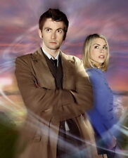 """026 DAVID TENNANT - Doctor Who UK Actor 14""""x17"""" Poster"""