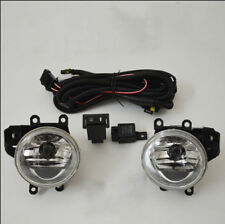For Suzuki SWIFT 2005-2007 Halogen Clear Fog Lamp Light Cover&Connecting Wire