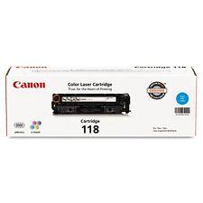 Canon 118 Cyan Toner Cartridge - 2661B001
