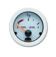 Tankanzeige Set Kraftstoffanzeige weiß + Tankgeber 4289