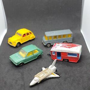 Space Shuttle Mercedes Caravan CORGI Die-Cast Vehicles Spares & Repairs 1980s