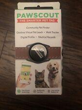 Pawscout GPS Smart Pet Tracker/Pet Finder Virtual Pet Leash