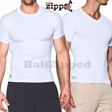 Under Armour TACTICAL COMPRESSION T-SHIRT HeatGear Crew 1216007 V-Neck 1216010