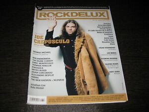 Rivista Rockdelux Magazine Joe Twilight - George Michael Nº 358 Febbraio 2017