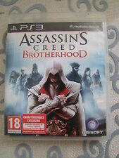 Jeux PLAYSTATION 3 PS3 ASSASSIN'G CREED BROTHERHOOD
