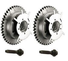 Pair of 3R2Z6A257DA Variable Timing Camshaft Phaser for Ford 5.4l 4.6L Sprocket
